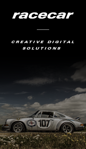 Racecar - Creative Digital Solutions