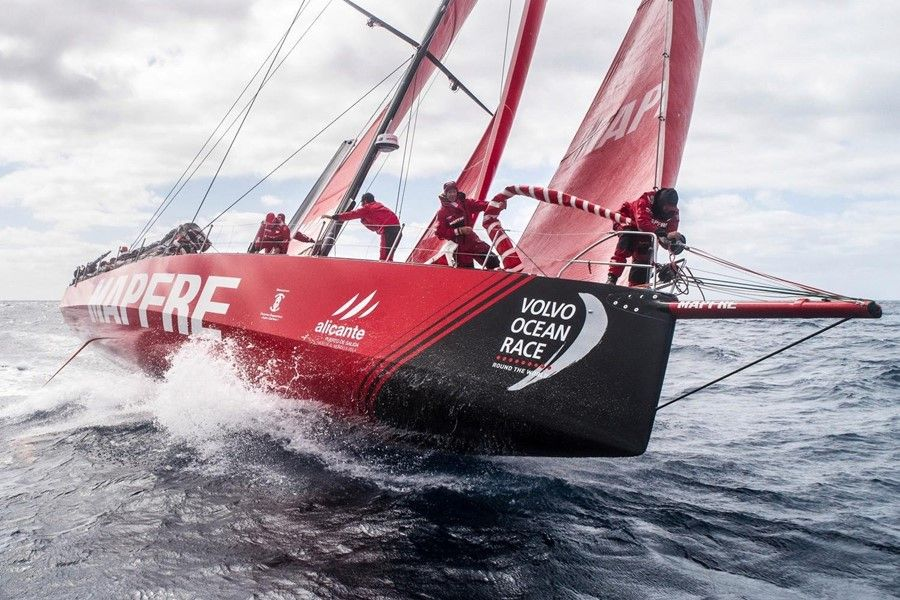 The Ocean Race to finish in the Italian port city of Genoa