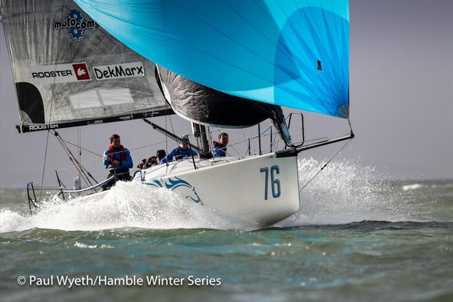 HYS Hamble Winter Series – IRC Autumn Championship