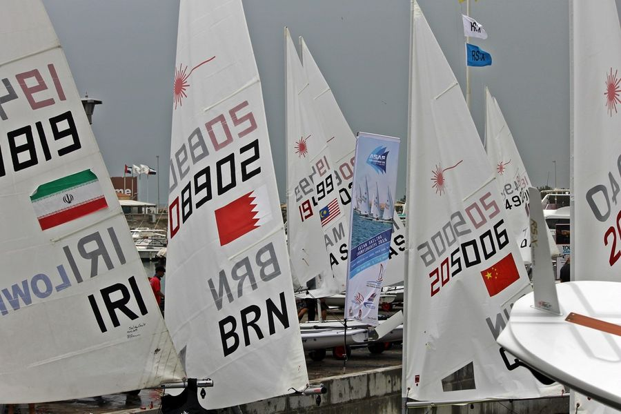Asian Sailing to ban all single use plastic from the Sailing events in Asia