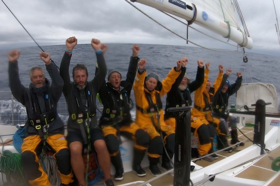 Countdown on Commodore's Cup ticking down on Clipper Race