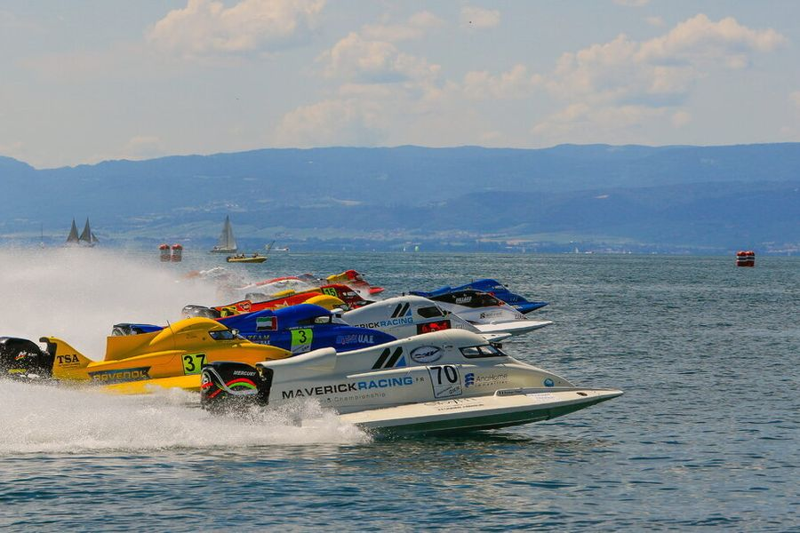 UIM F1H2O World Powerboat Championship heads to Chinese double header