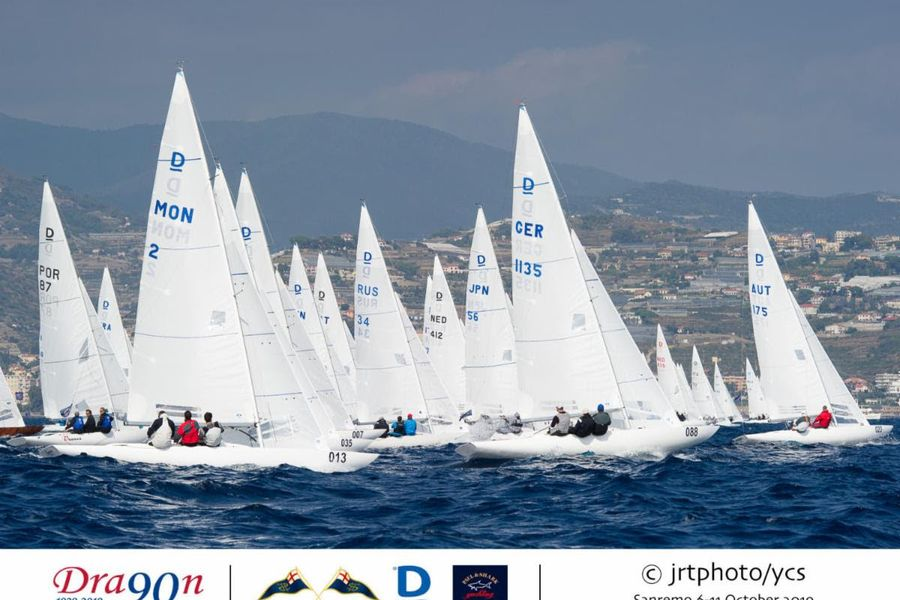 Jens Christensen Declared Champion at Dragon 90th  Regatta