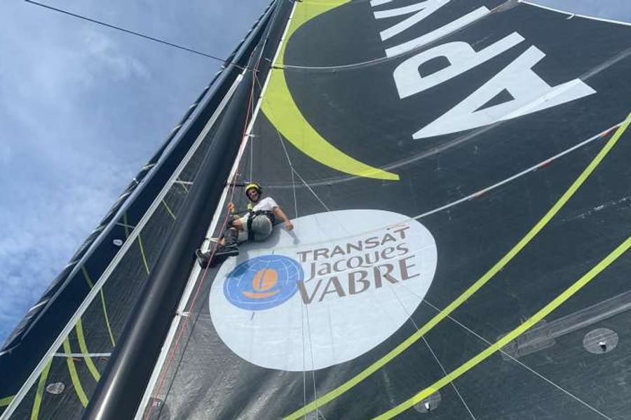 Transat Jacues Varbre welcomes first boats home