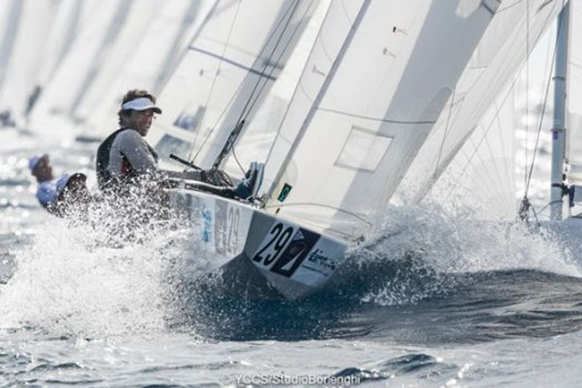 International entry list for Star Sailors League Finals in the Bahamas