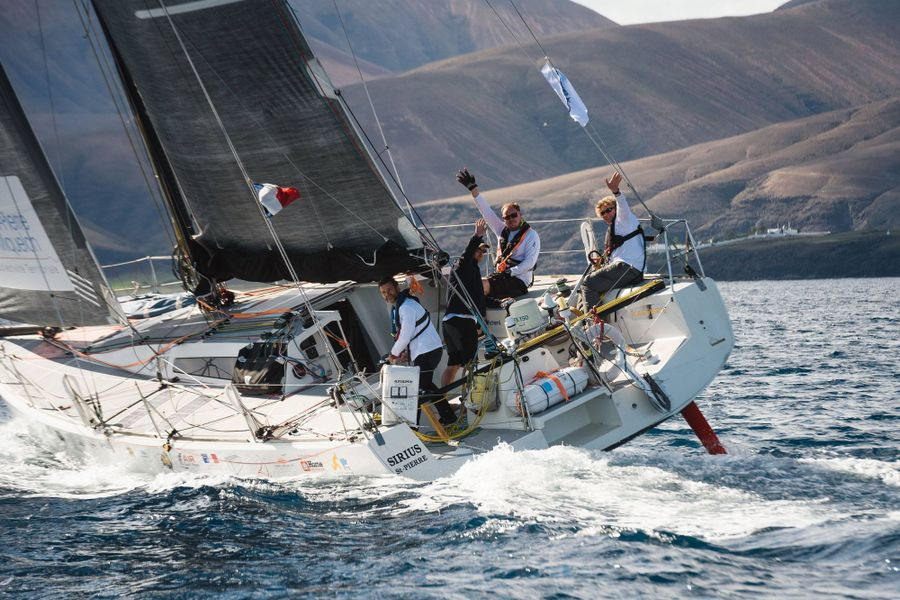 RORC Transatlantic Race: Young Guns on Pata Negra