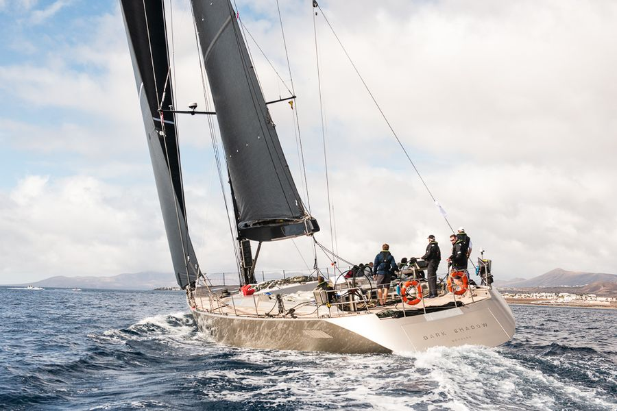 RORC Transatlantic Race leaves the Canary Islands heading for Grenada
