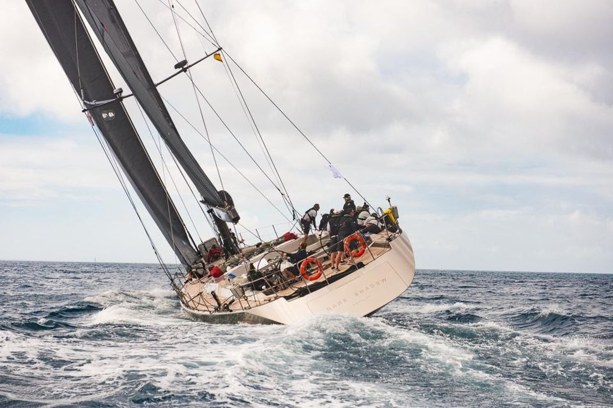 RORC Transatlantic Race: A weather dominated race 2,500 miles out