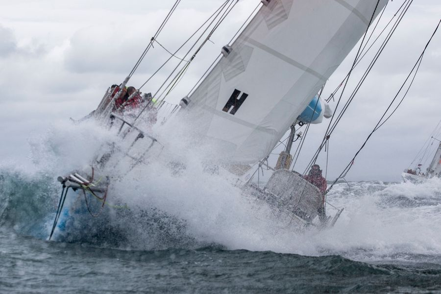 WTC Logistics, Qingdao and Ha Long Bay Viet Nam take Clipper Race 6 podiums