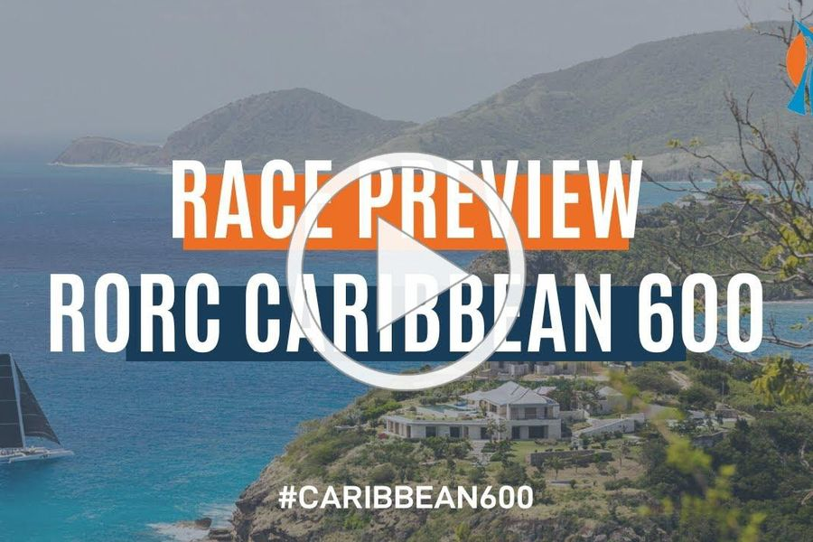 Catch the excitement: Caribbean 600 starts today, preview video