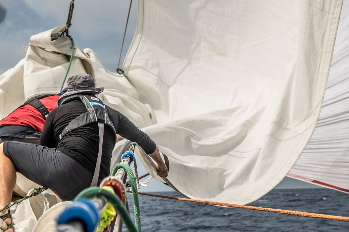 Clipper Race sees some stunning tactical team successes