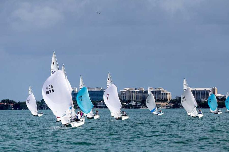 Preparing for Tokyo Olympics; World Sailing update