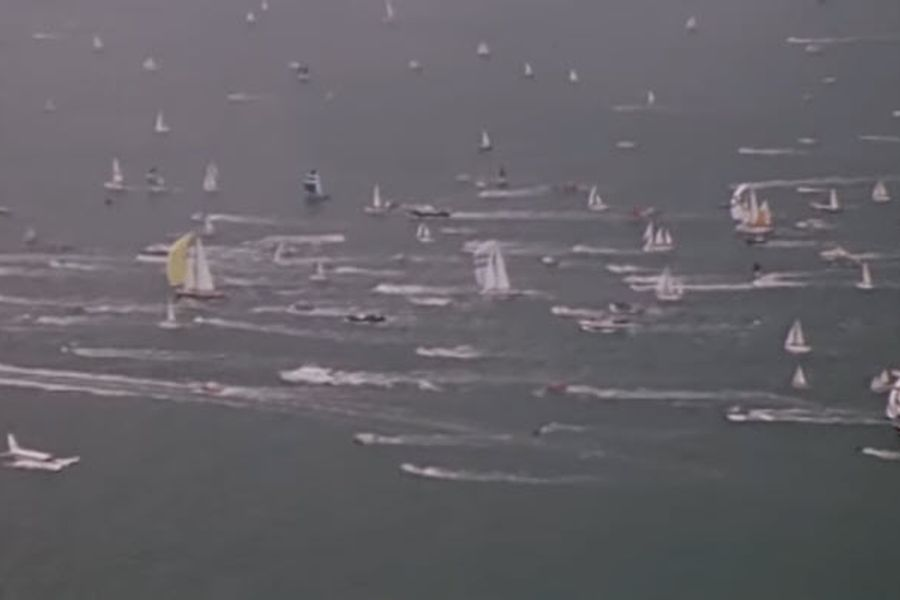 Watch the official film: Whitbread Round the World Race 1977-78