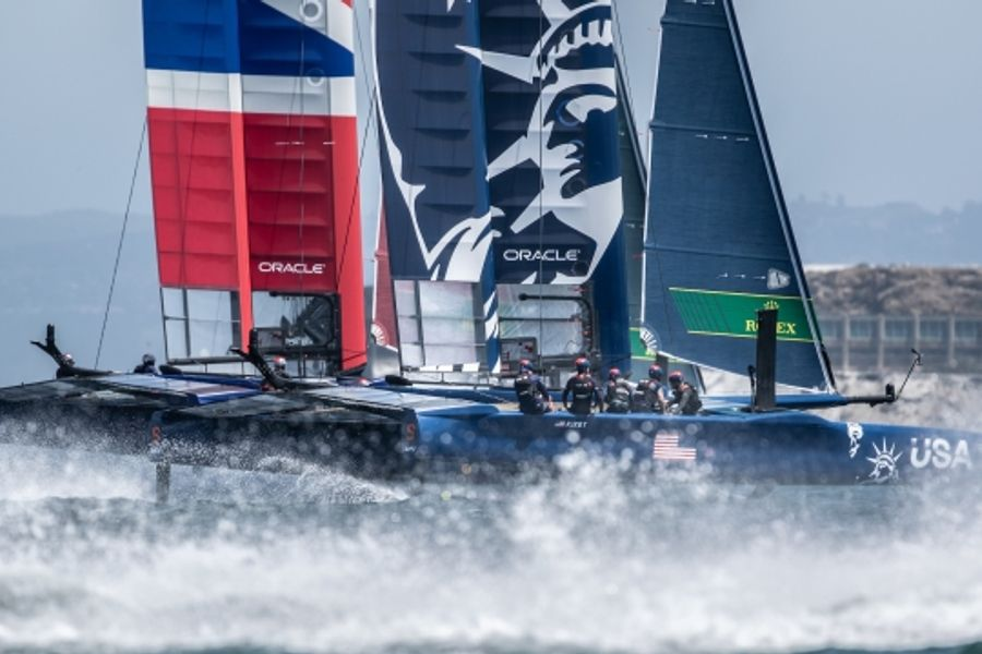 New York SailGP cancelled