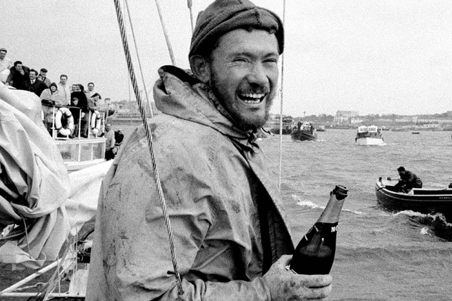 Insights from Sir Robin Knox-Johnston, who chose extreme isolation