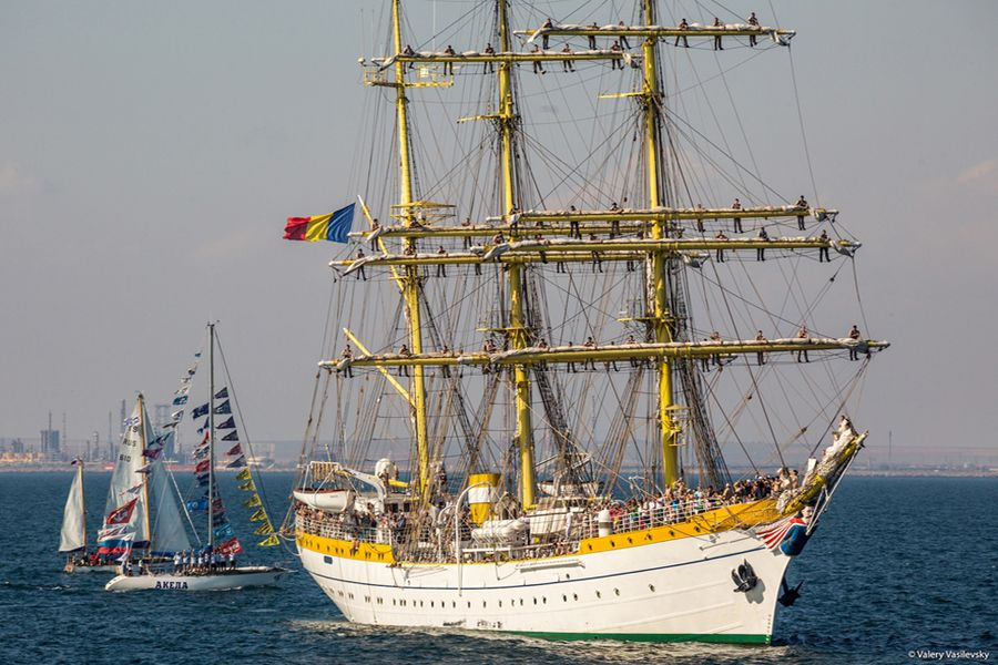 Tall Ships Races 2020 postponeed to 2021