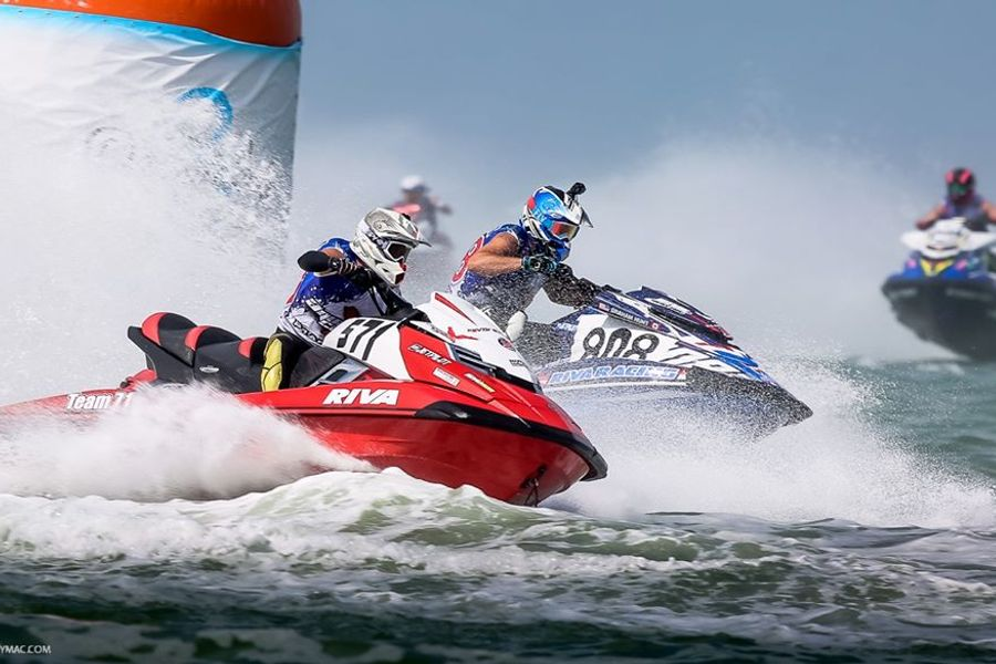 P1 AquaX set to make waves on Facebook