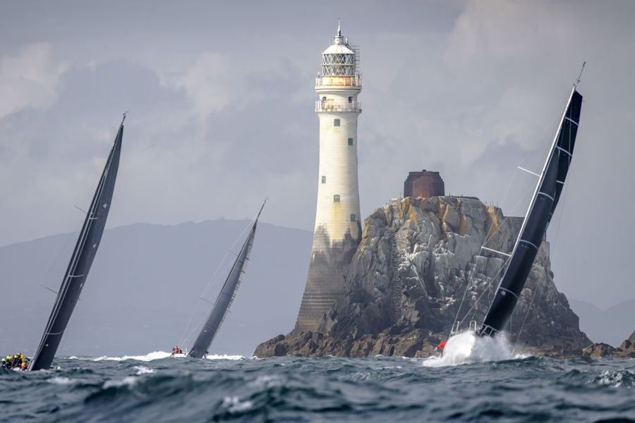'Walk the Rolex Fastnet Race Course' with Ian 'Soapy' Moore
