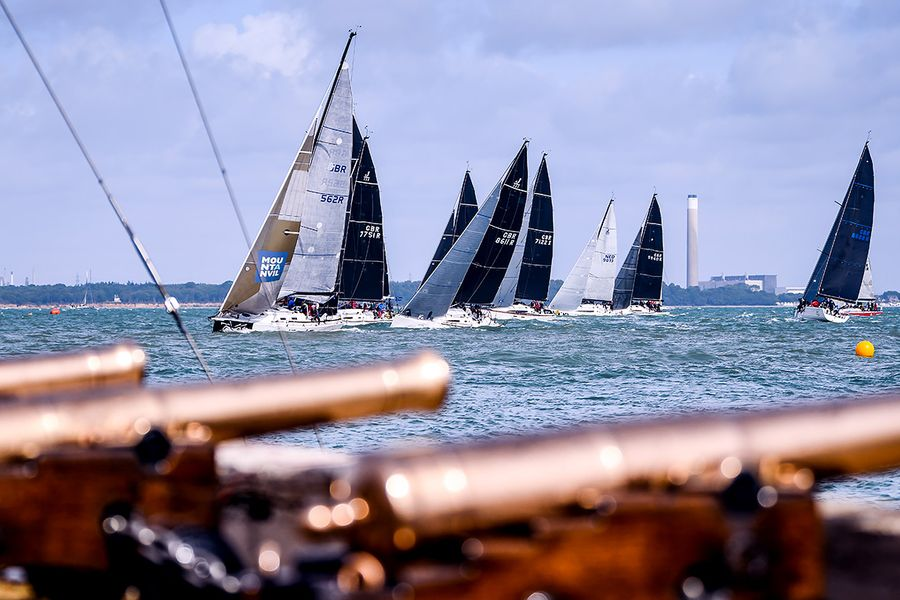 Cowes Week announces cancellation of the 2020 regatta