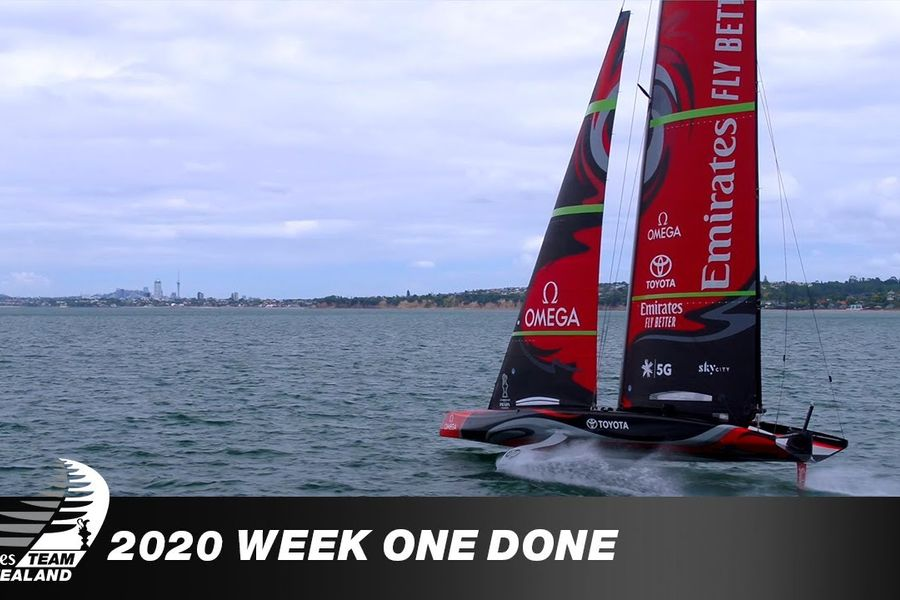 Reports of alleged impropriety hit America's Cup and  Emirates Team New Zealand