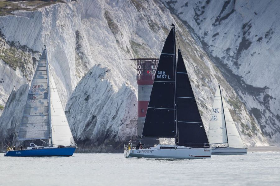 RORC Race Around the Isle of Wight Update