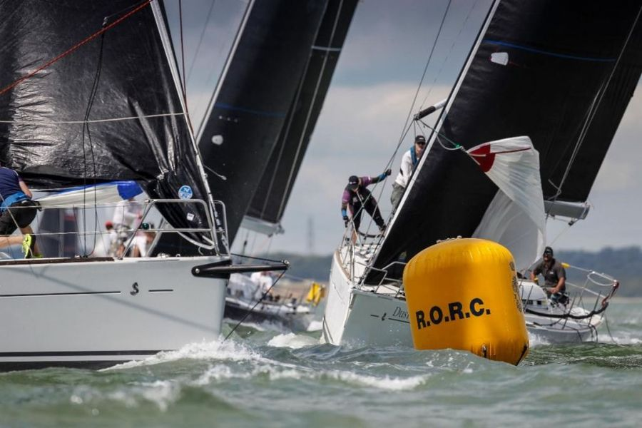 RORC L'Ile d'Ouessant Race Cancelled, replaced with day races