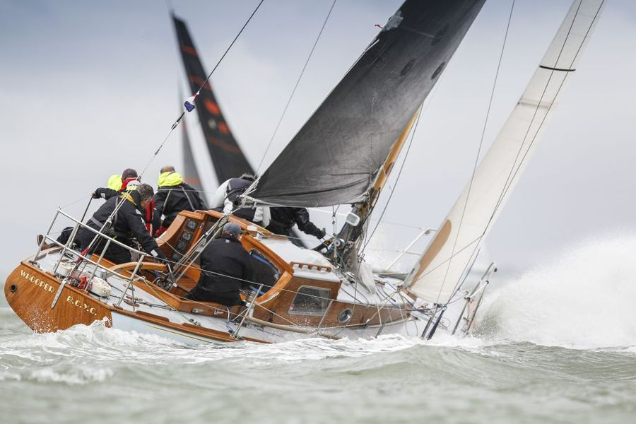 Fleet of Champions set for RORC Race the Wight