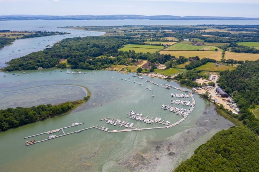 Buckler's Hard Yacht Harbour completes Phase 1 of £2M redevelopment