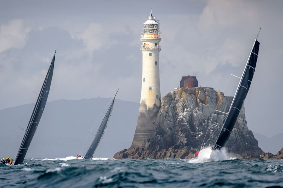 One year to go to new era Rolex Fastnet Race, video