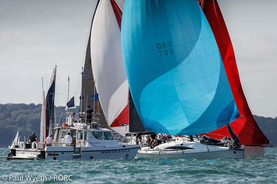 Arcus and Gentoo prevail in RORC IRC championships