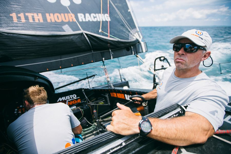 Brits Simon Fisher, Rob Greenhalgh join 11th Hour Racing for The Ocean Race