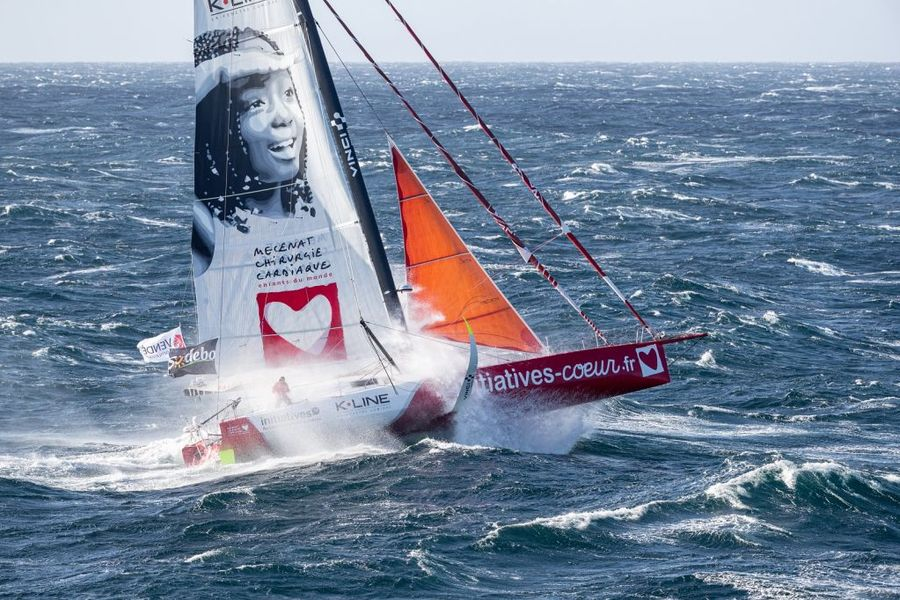 RORC featuring women members sailing in the Vendée Globe