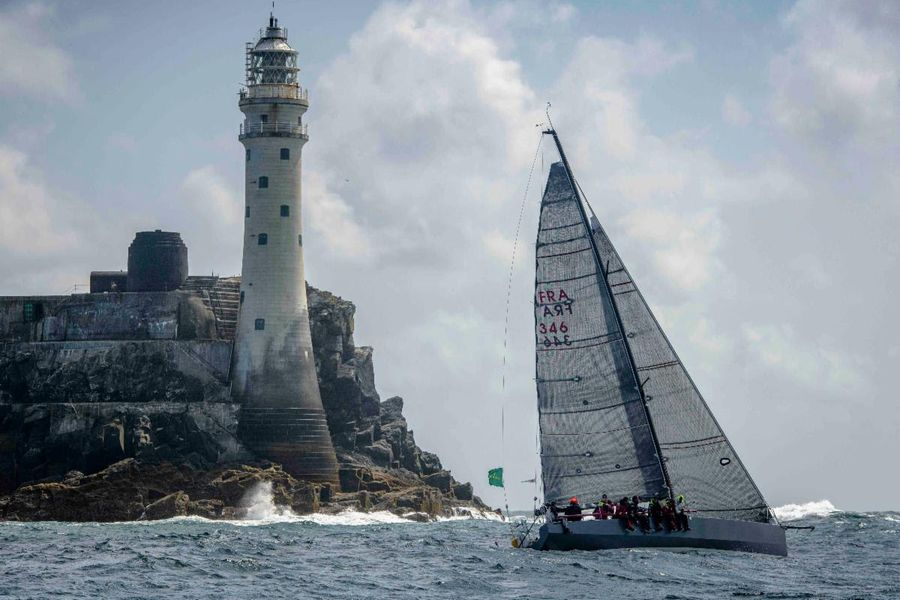 IRC winners return for 2021 Rolex Fastnet Race