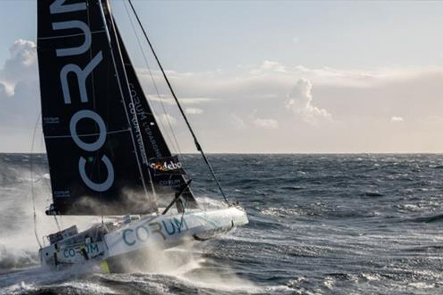 CORUM L'Épargne confirms participation in The Ocean Race Europe