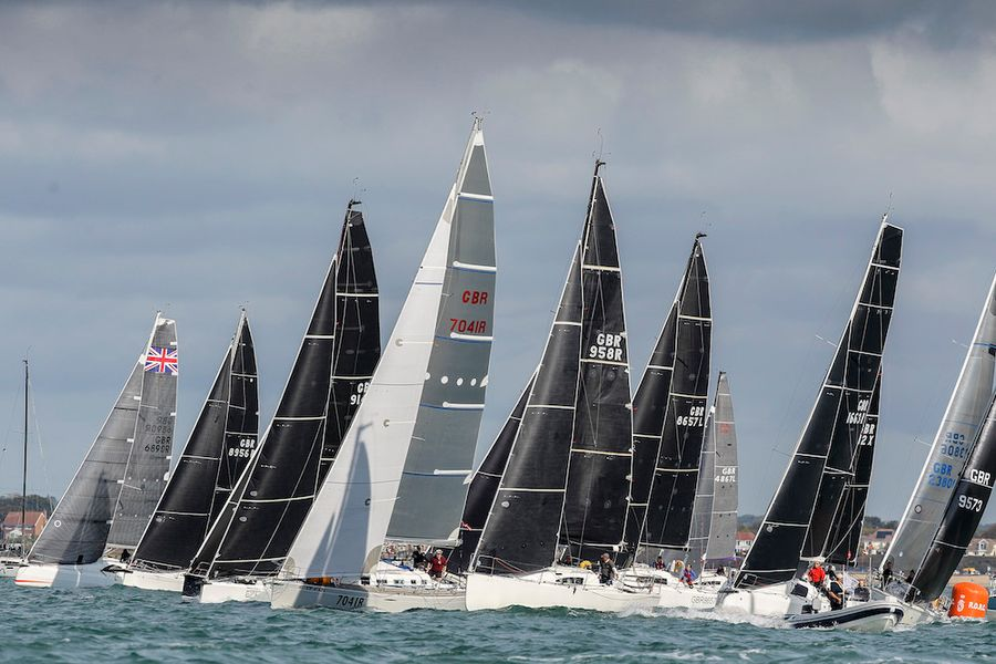 UK season opens with  RORC Spring Series