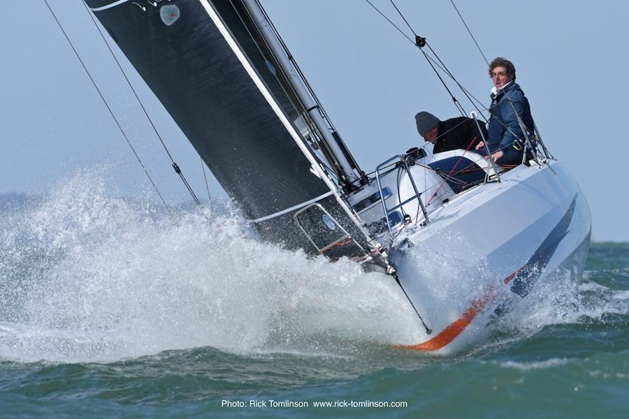 RORC season gets underway on Easter Saturday in the Solent