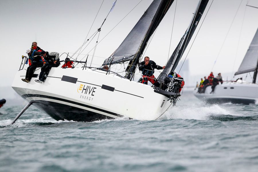 Royal Ocean Racing Club Spring Series continues this weekend