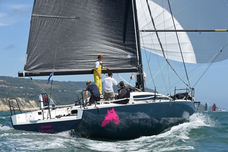 Dawn Treader & Gentoo triumph in Royal Ocean Racing Club Spring Series